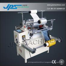 Jps-500tq Adehsive fita e espuma laminação horizontal máquina de corte