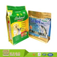 Производитель Китай OEM Подгонянный Заказ 8 Загерметизированный Сторонами Мешок Упаковки Еды Любимчика Пластичный Прокатанный Мешок