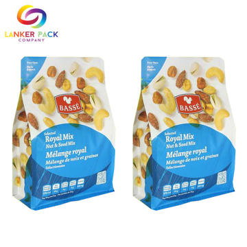 Makanan Grade Sealing Packing Plastic Bags For Snack