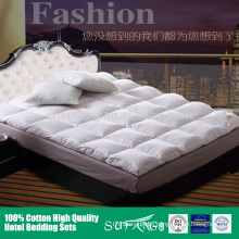Hypoallergenic Double Layer Duck Down Hotel mattress