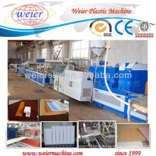 Beautiful Hot sale PVC Grid Board Extrusion making line