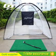 Venta al por mayor barato de alta calidad al aire libre de conducción y golpear práctica de golf neto