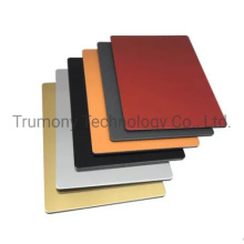A2 B1 Fireproof Colorful Building Materials Aluminum Plastic Composite Material Panels for Building Curtain Wall Cladding