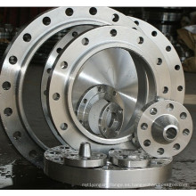 Brida de anillo grande de acero aleado (FF2026)