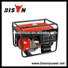 BISON (CHINA) Benzin-Schweiß-Generator Qualität BS6500WG