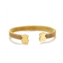 Moda pulseira de malha de aço inoxidável, aço tempo tanishq pulseira de jóias desenhos