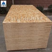 Tablero de OSB de 1220X2440mm OSB Board / WBP