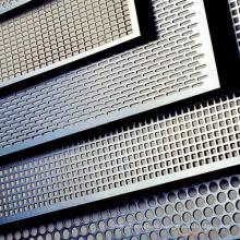 Chapa perforada, fabricación de metal perforado (precio de fábrica)
