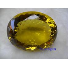 Lemon Quartz pierres précieuses en vrac grande taille