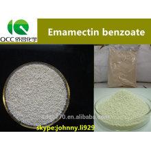 Insecticida / pesticida benzoato de emamectina 30% WDG, 25% WDG -lq
