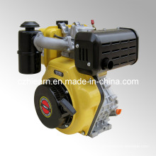 9HP 1500rpm Diesel Engine with Oil Bath Air Filter (HR186FS)