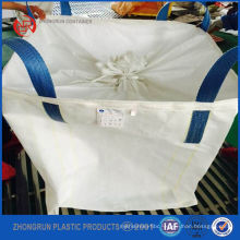 Big size plastic pp big bags , packing fibc bag poly bag 1500kg storage for grain , wheat , corn , rice
