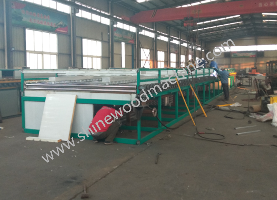 Roller Stainless Steel Dryer