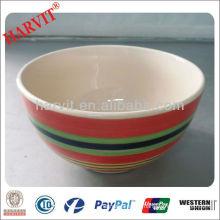 cheap ceramic rice serving bowls