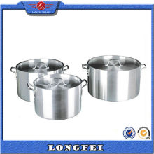 China-Qualitäts-tiefe Aluminiumkochtopf