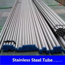 Tube en acier inoxydable ferritique d'échangeur de chaleur (410405444430)