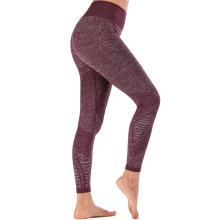 Workout Gym Tragen Sie nahtlose Leggings für Frauen