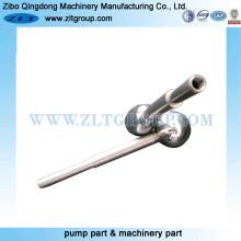 Mecanizado de piezas para la industria minera Industria química