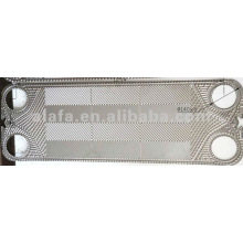 M15 related titanium plates for plate heat exchanger,plate heat exchanger price
