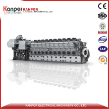 Man 770kw 0.8MW 1000kVA 1mva Hfo Generating Set
