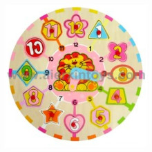 Wooden Clocks Puzzle (81373)