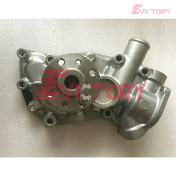 D6D fuel feed transfer pump D6D oil cooler