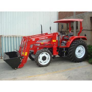 TZ06D tracteur monté chargeur frontal