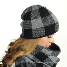 Winter Knitted Beanie Hats