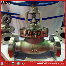 Carbon Steel or Stainless Steel Flanged Globe Valve