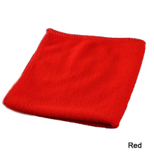 plain dyed fast drying microfiber clean cloth towel