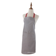 Magic Adjustable Custom design logo printed cotton cooking kitchen European style apron