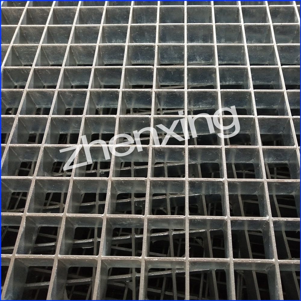 Open Steel Grating