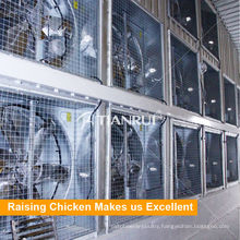 Tianrui Air Ventilation System for Battery Cage Equipment