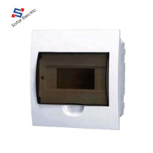 TSM 10 Ways Flush Mounted Plastic Electrical MCB Distribution Box