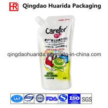 Bolso de empaquetado impreso colorido de la jalea con buena calidad