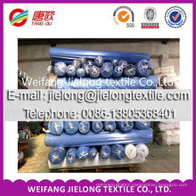 Weifang Full Color COTTON spandex drill stock fabric for garment