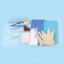 Krankenhaus-Einweg-Gynäkologie-Untersuchungskits