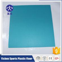 Le plancher durable de sport de PVC facile à installer pour Floorball