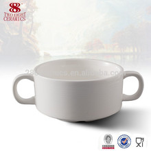 Wholesale hotel accessory, chaozhou ceramic soup cup