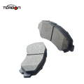 Patins de frein de pièces de frein de pièces d'auto D1338 pour Nissan