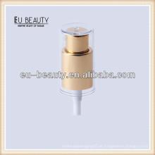 Glas Kosmetikflasche mit Sahnepumpe