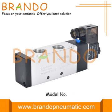 4V410-15 1/2 '' NPT Single Solenoid Pneumatic Valve