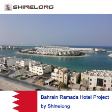 Bahrain Ramada Hotel Projekt von Shinelong