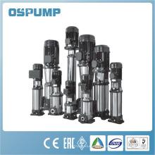 Hot water high pressure feed pump