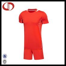 Großhandelsqualität gießt Farben-Fußball-Uniformen für Männer