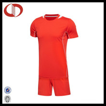 Wholesale High Quality Pour Color Soccer Uniforms for Men
