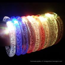 allumer des bracelets en gros
