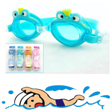 Hot Selling Frog Silicone Swimming Goggles Swimming Glasses for Children