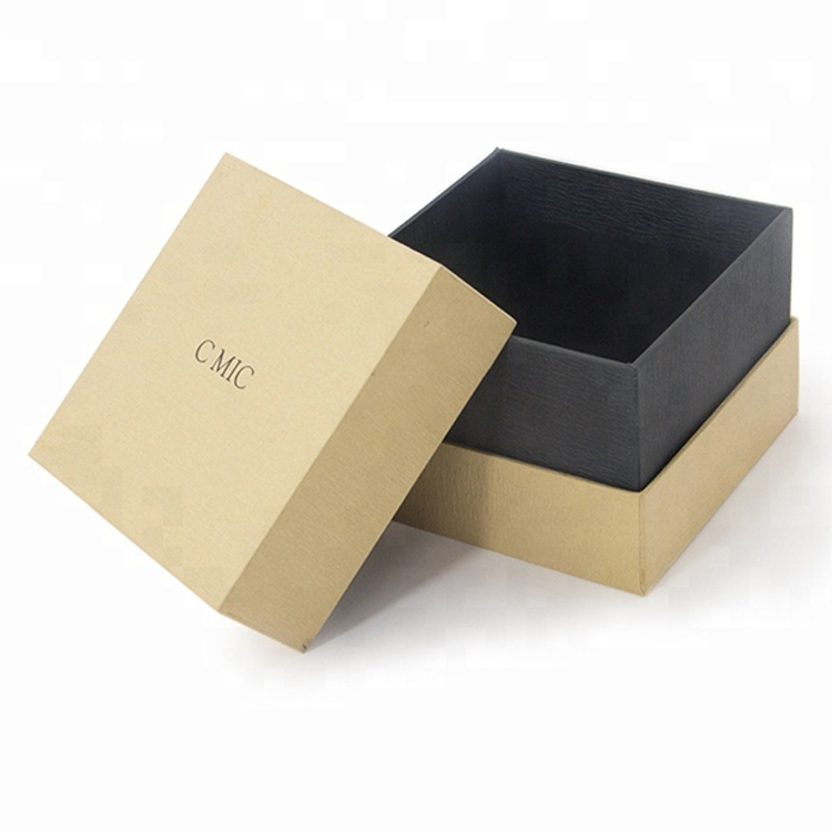 Customized Cardboard Packaging Jewelry Earring Gift Box