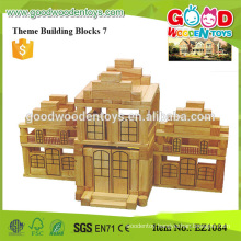 428pcs Huge Size Natural Construction Toy Block for children